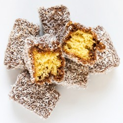 Lamingtons Photo Recipe