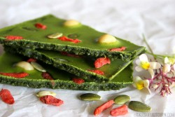 Matcha Green Tea Chocolate Bark Recipe