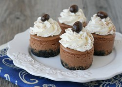 Mini Kahlua Cheesecake Recipe