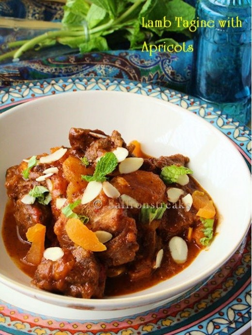Moroccan Lamb Tagine Recipe