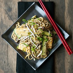 Otsu noodles Recipe