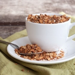 Peanut Butter Granola Recipe