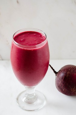 Red Velvet Beet Smoothie Recipe