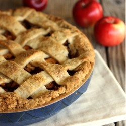 Rosemary Apple Pie Recipe