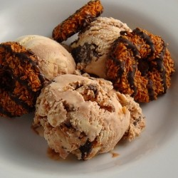 Samoas Ice Cream