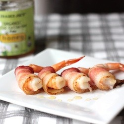 Shrimp in a Blanket Recipe