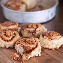 Yeast Free Brunch Cinnamon Rolls Recipe