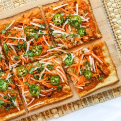 Banh Mi Pizza Recipe