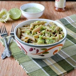Broccoli Pesto Pasta Recipe