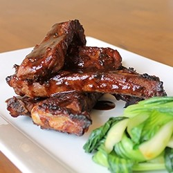 Chinese Barbecue Ribs Recipe