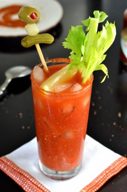 Chipotle Bloody Marys Recipe