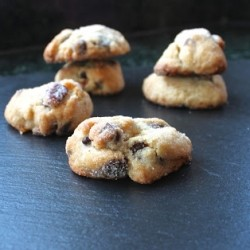 Chocolate Chip and Pecan Cookies Recipe