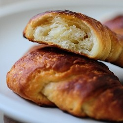 Classic French Style Croissants Recipe