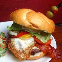 El Chivito Recipe
