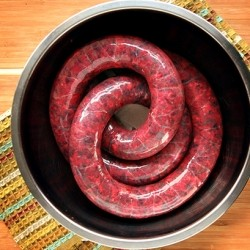 How to Make Vietnamese Style Blood Sausage