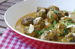 Indian Style Meatball Recipe