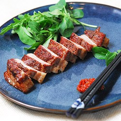 Korean Pork Belly Recipe