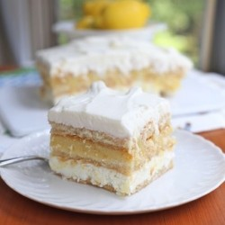 Limoncello Tiramisu Recipe