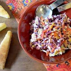Napa Cabbage Slaw Recipe
