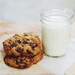 New York Times Chocolate Chip Cookies Vegan