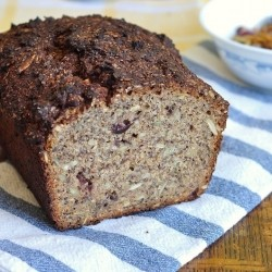 Nut Seed Cranberry Loaf Recipe
