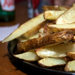 Oven Cooked French Fries