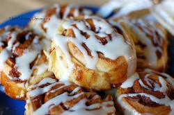 Overnight Cinnamon Rolls Alton Brown