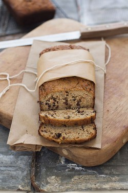 Paleo Chocolate Banana Bread Recipe