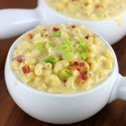 Pancetta Mac and Cheese Recipe