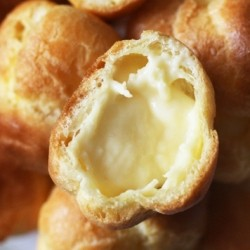 Perfect Cream Puffs