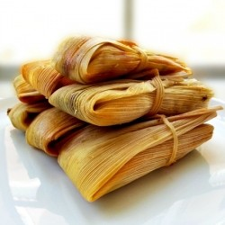 Pork Tamales with Salsa Verde Recipe