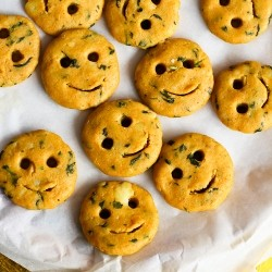Potato Smiles Recipe