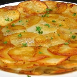 Potatoes Anna Made Healthier
