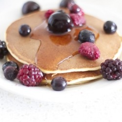 Protein Pancakes with Greek Yogurt Recipe