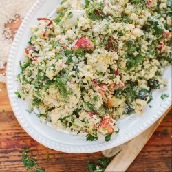 Roasted Spring Vegetable and Quinoa Salad Recipe