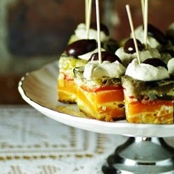 Roasted Vegetable Frittata Recipe