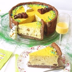 Romanaian Easter Cheesecake Recipe