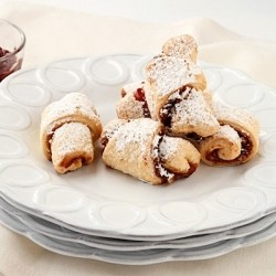 Rugelach with Raspberry Jam Recipe