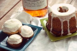Southern Comfort Cupcakes Recipe