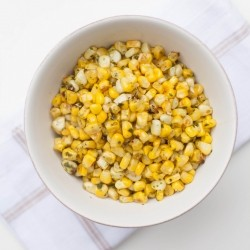 Sweet Corn with Chimichurri Sauce Recipe