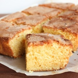 Traditional Sponge Cake Recipe