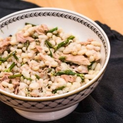 Tuna and Flageolet Bean Salad Recipe