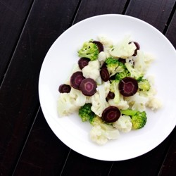 Broccoli Cauliflower Carrots Recipe