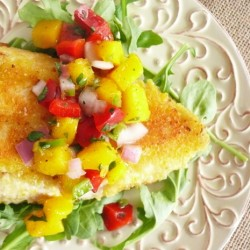 Cornmeal Crusted Catfish Recipe