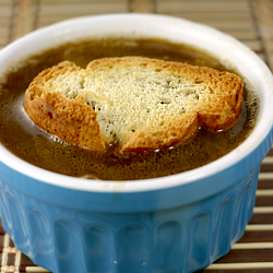 French Onion Soup in 5 Minutes