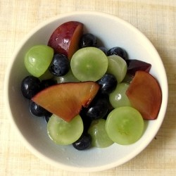 Fruit Salad with Light Syrup