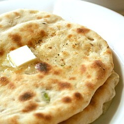How to Make Indian Onion Kulchas