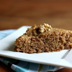 Karidopita Greek walnut cake Recipe
