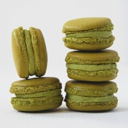 Matcha Green Tea Macarons Recipe