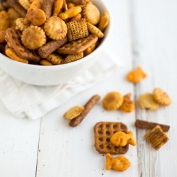 Old Bay Chex Mix Recipe